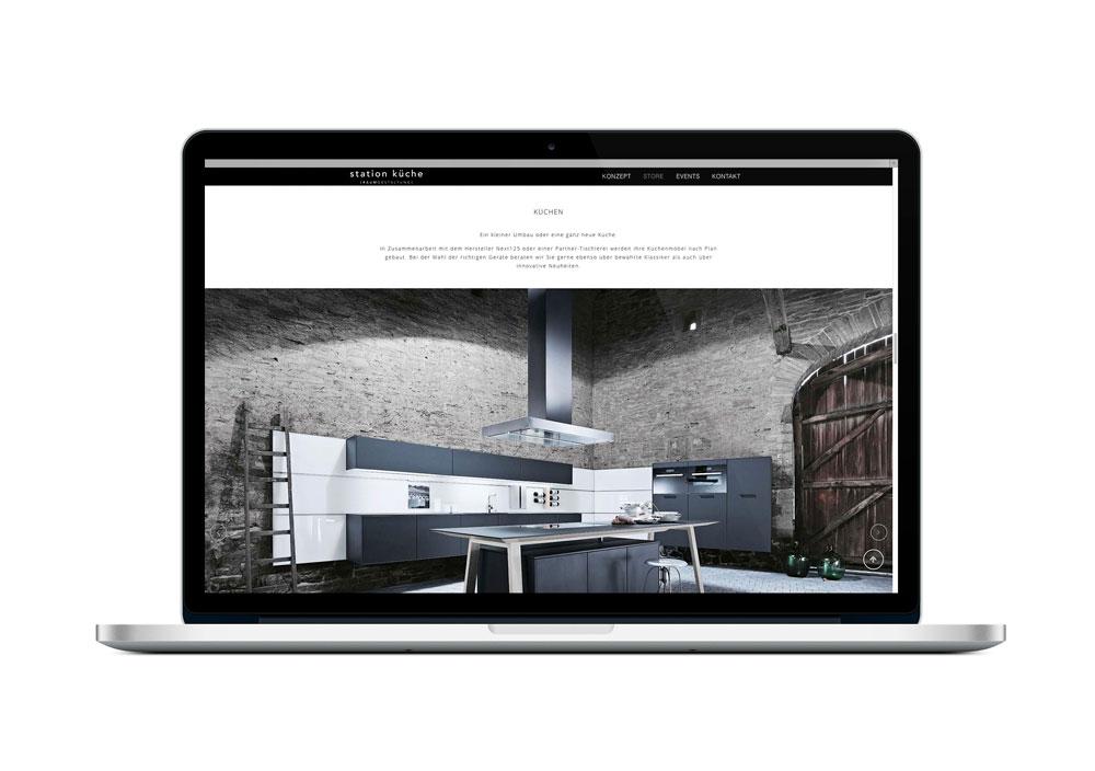 station küche WEB | JACOB | REISCHEL Design | {Design einbauküche 27}